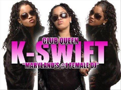 K-Swift - Slide To The Left (Baltimore Dance Club)