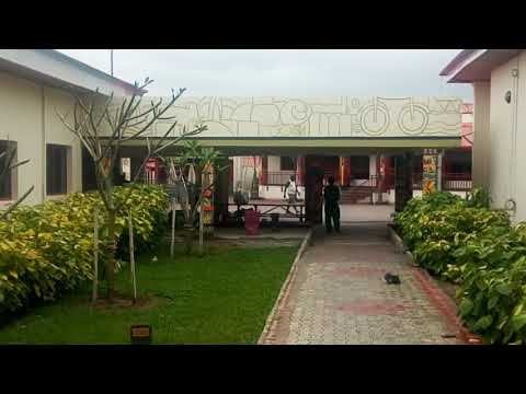 American International School Abuja Pillar &Parapet Projects 2018 By Akeni Prosper -UAL.