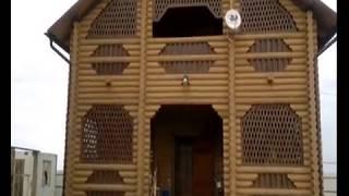 Деревянные дома в Краснодаре(, 2011-01-21T18:52:00.000Z)