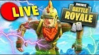 Fortnite Going For High Kill Games ! | LIVE |