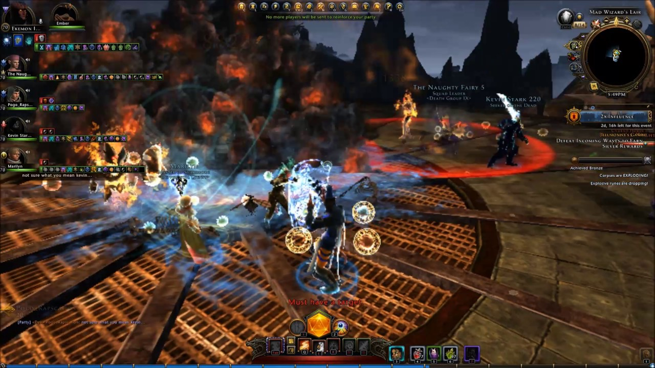 Illusionist's Gambit Skirmish Fills in for Underdark Ring Companion
