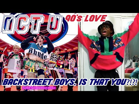 NCT U - 90's Love MV REACTION   HOW MANY COMEBACKS IS Y'ALL HAVING?!?! 😫💀💖✨
