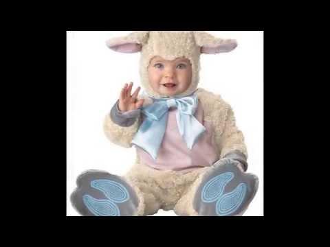 Вопрос: Как сделать костюм овечки?