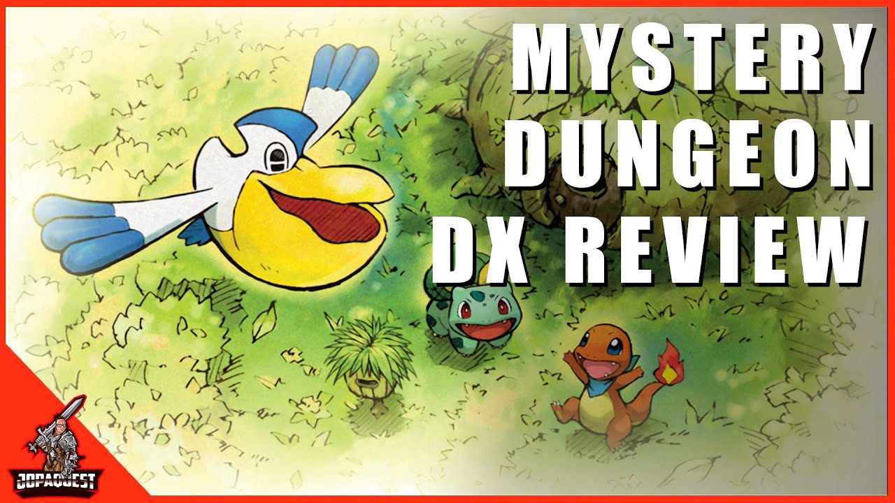 Download Pokemon Mystery Dungeon: Rescue Team DX Review - The Next Big Hit?
