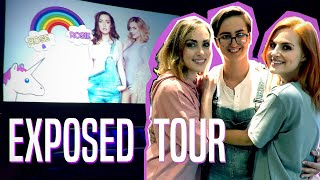 Rose and Rosie Toronto Exposed Tour