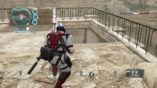 """【MGO3】 Rank """"S"""" Survival Gameplay 