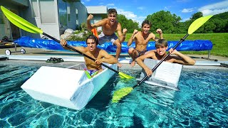 PAPER BOAT RACE FOR $10,000!