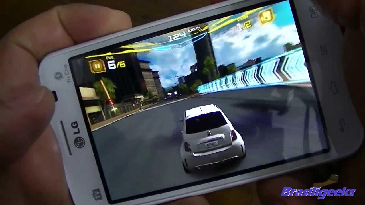 jogos para o celular lg optimus l5
