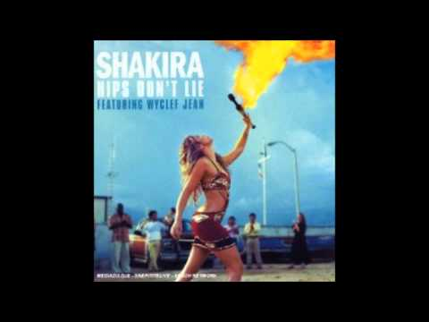 Shakira-Hips Dont Lie Instrumental
