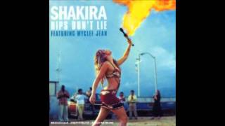 Shakira-Hips Dont Lie Instrumental