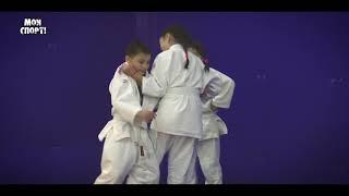Тренировки по дзюдо в спортивном клубе «Северное созвездие».
