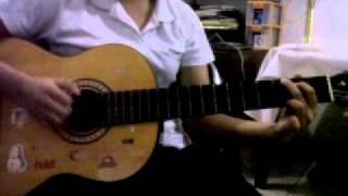 Jung Yong Hwa - Banmal Song ( guitar cover )