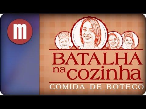 Apresentação dos Participantes - Batalha na Cozinha - (30/05/16)