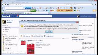 how to remove facebook timeline using mozilla firefox