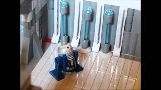 Lego star wars MOC//Clone base on Kashyyyk//TWC contest entry//