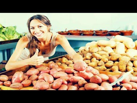 Обзор сортов картофеля.Урожай 2019,Королева Анна,Альваро,Аноста.