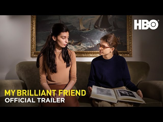 My Brilliant Friend: Season 2 | Official Trailer | HBO