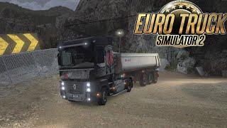 Euro Truck 2 - Renault flicante! G27