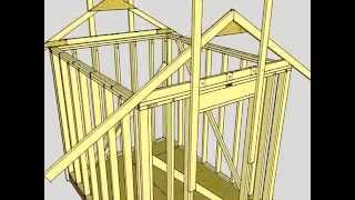 Shed 8 X 10 Free 8'x10' Shed Plans