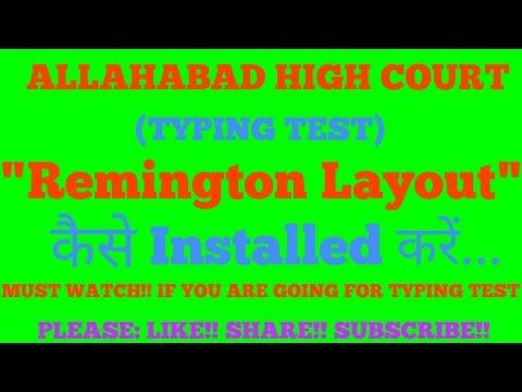 Remington Gail Keyboard for Window 7 32 bit - Myhiton