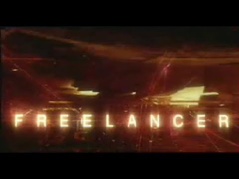 Freelancer - Video Game Early Trailer (2001) Windows.