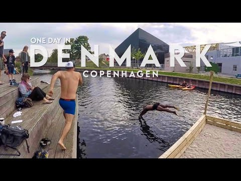 Copenhagen for a day: Sweden trip excerpt