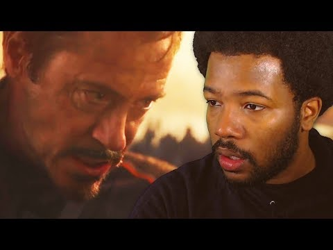 I LITERALLY CAN'T WAIT ANOTHER DAY FOR THIS F&%KING MOVIE! AVENGERS INFINITY WAR REACTION