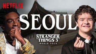 Stranger Things 3 World Tour | Seoul | Episode 2