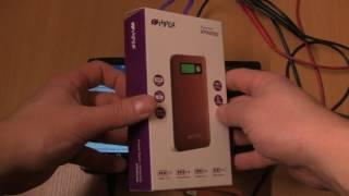 HIPER POWERBANK XPX6500 - стильный и надежный мобильный аккумулятор