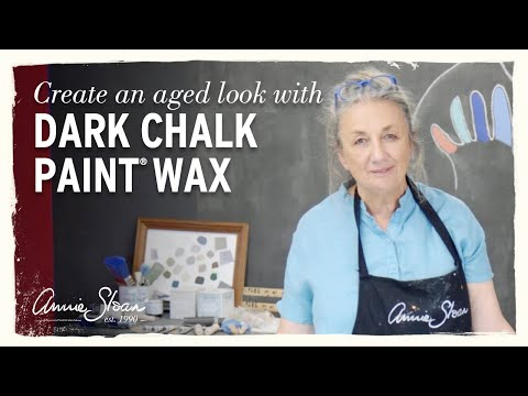 How To Create An Aged Look Using Dark Chalk Paint® Wax