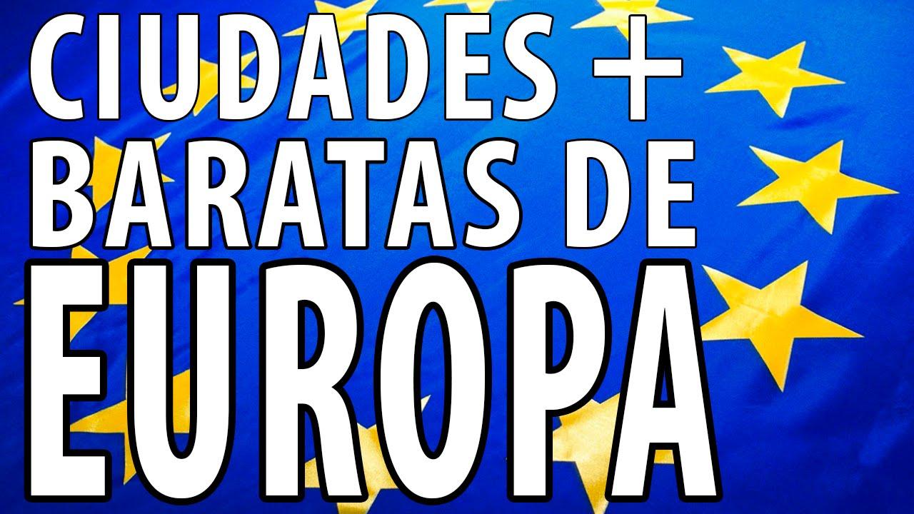 Ciudades m s baratas de europa vive mejor con menos - Mejores ciudades de espana para vivir y trabajar ...