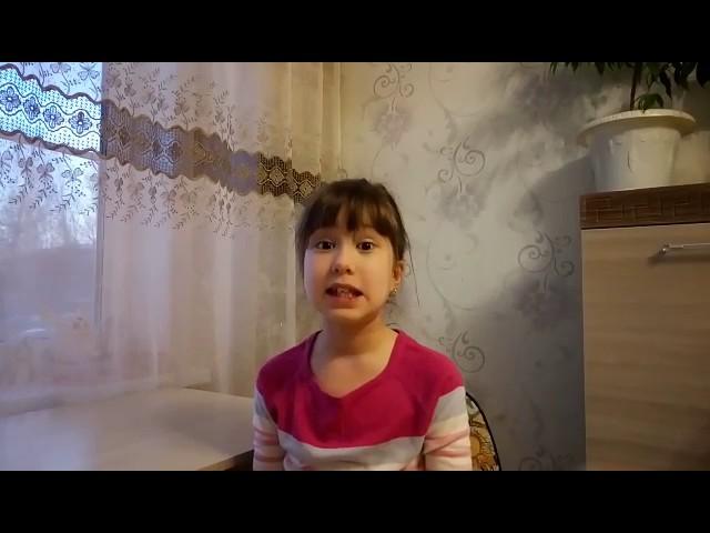 Изображение предпросмотра прочтения – ДарьяКобзева читает произведение «Молитва (В минуту жизни трудную…)» М.Ю.Лермонтова