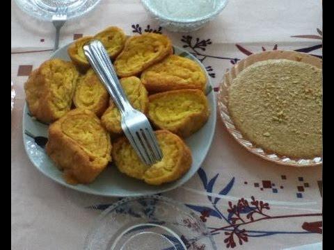 Randja galette kabyle doovi for Mchawcha recette