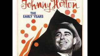 Johnny Horton - Two Red Lips And Warm Red Wine