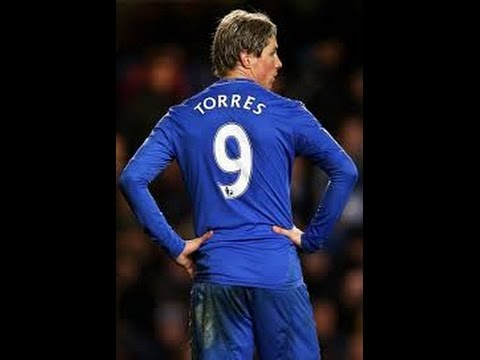 quality design cf3b3 5b18a Fernando Torres - All Goals For Chelsea - 45 Goals - HD