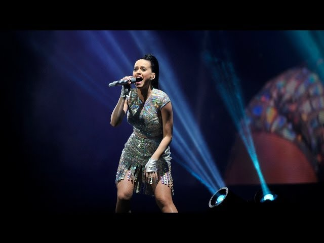 Katy Perry - Dark Horse (Radio 1's Big Weekend 2014)