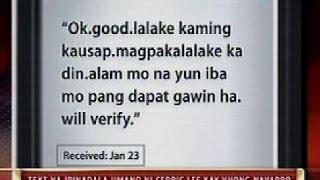 Cedric Lee, nagbanta umanong kakasuhan si Vhong Navarro matapos 'di ideposito ng TV host ang pera