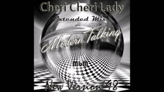 Modern Talking - Cheri Cheri Lady New Version'98 Extended Mix (re-cut by Manaev)