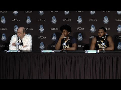 Men's Basketball | ACC Tourney vs  ND Post Game