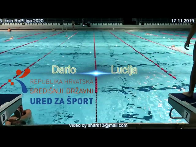 Dario Milić vs. Lucija Milić