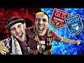 BEGINNING OF A JOURNEY!   Queensland Maroons v New South Wales Blues   Game Day Experience   Vlog