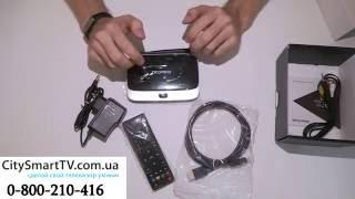 Обзор Android Smart TV Box CS918. Комплектация, подключение.