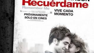 RECUERDAME (Remember Me) - Trailer subtitulado