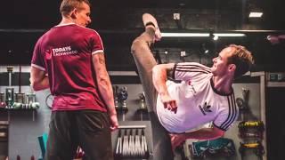 Amazing Taekwondo Kicks