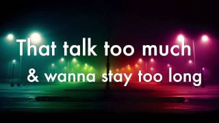 Take Your Time - Sam Hunt (lyrics)