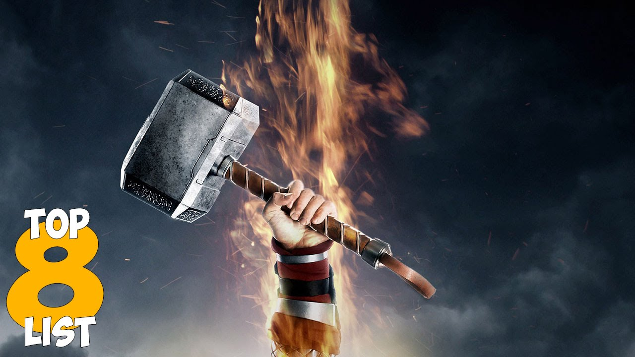 top 8 people who lifted thors hammer thelistbomb youtube