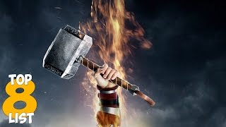 top 8 people who lifted thors hammer thelistbomb