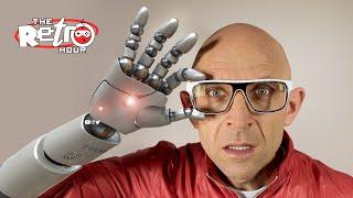 The Retro Gadget Show with Jason Bradbury - The Retro Hour EP207