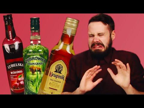 Irish People Taste Test Polish Alcohol