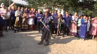 Казачья лезгинка в ПятигорскеTerek Cossack dance in Pyatigorsk